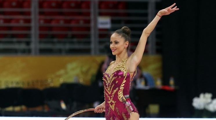 Гимнастичките ни със силно начало на Световното първенство