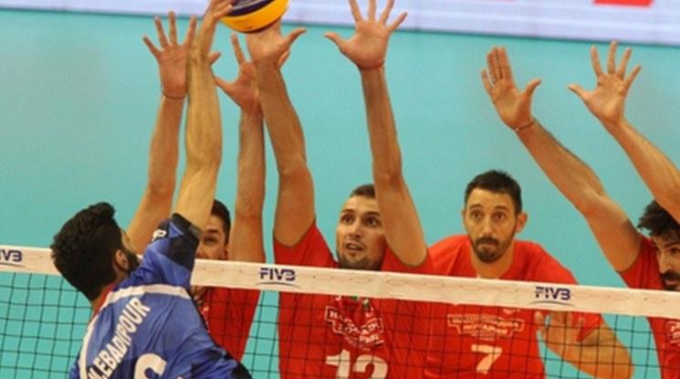 Първа загуба за България на световното по волейбол