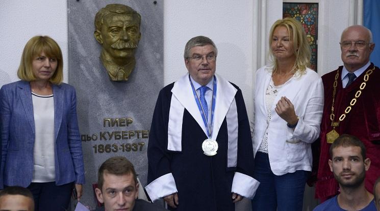 София ще кандидатства за Олимпиадата през 2024 г.