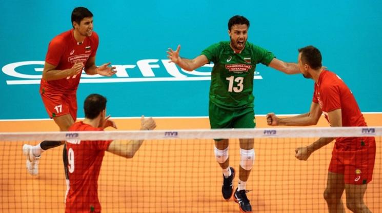 България с бърза и чиста победа над Куба във Варна
