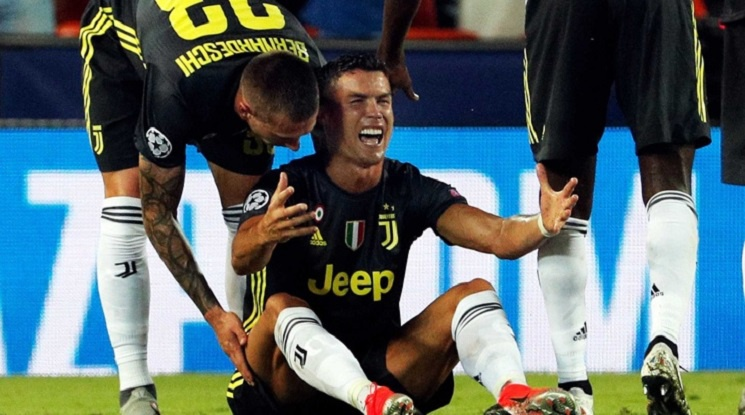Сестрата на Роналдо: Изгонването му е срам за футбола