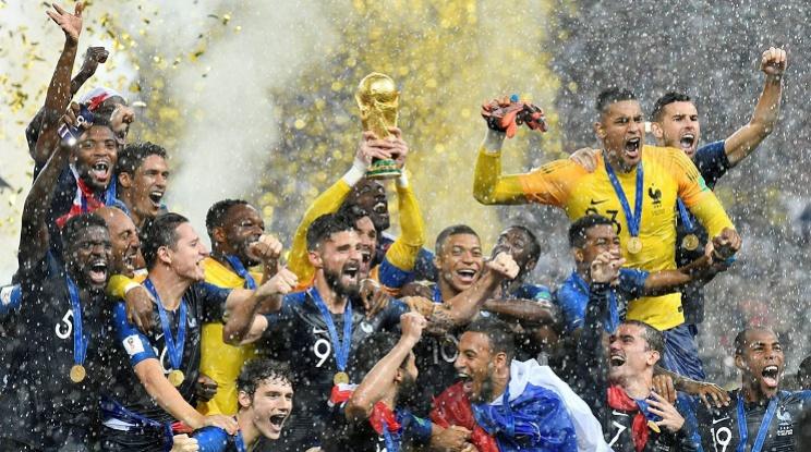 Франция и Белгия на върха в световната ранглиста на ФИФА