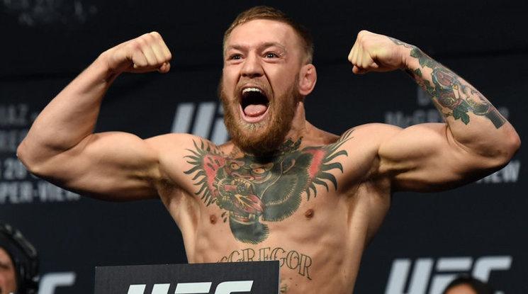 Макгрегър подписа нов 6-годишен договор с UFC