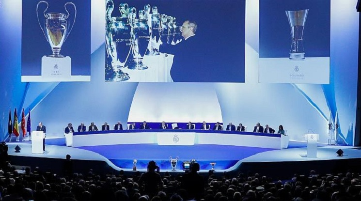 Реал Мадрид отказва да играе мачове от Примера в САЩ