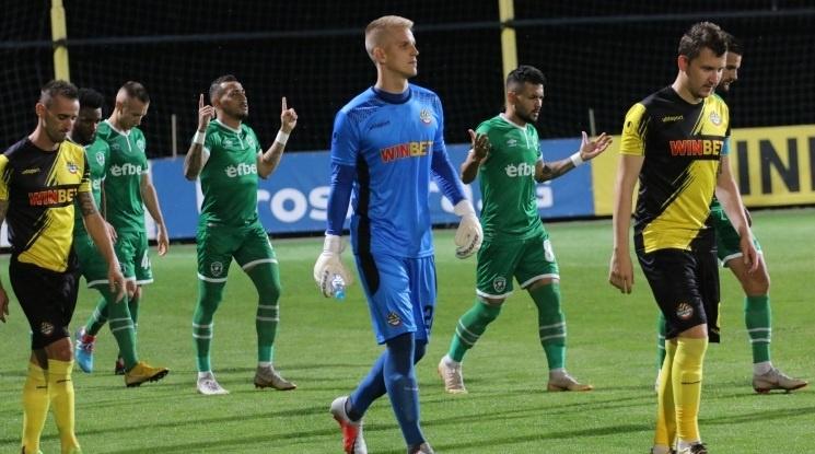 Лудогорец стигна до пълен обрат срещу Ботев Пловдив