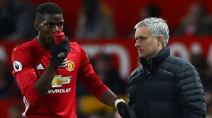 Погба критикува играта на Юнайтед