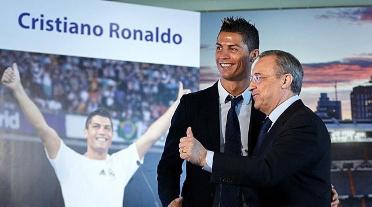 Перес към Роналдо: Върни се у дома! Ти си в сърцето на всеки фен на Реал