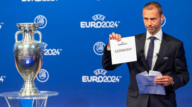Пак не дадоха Европейското на Турция, Германия ще бъде домакин през 2024 г.