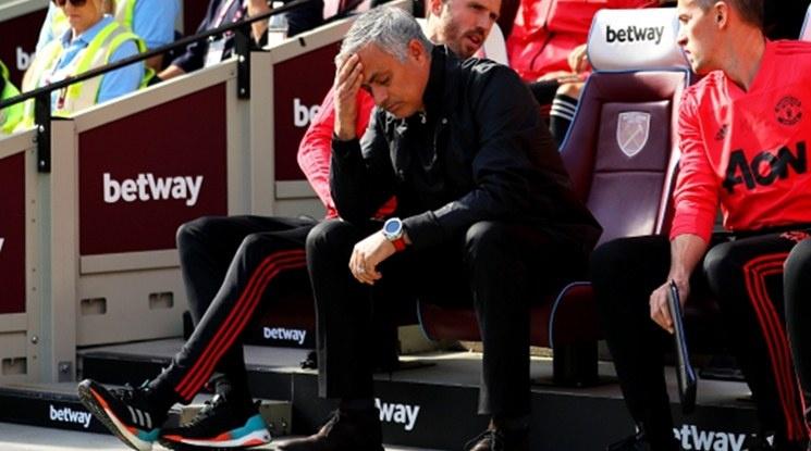 Специалния се скарал с още един от лидерите на Юнайтед