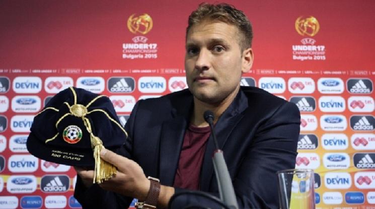 Арда предложи на Стилиян Петров работа в клуба