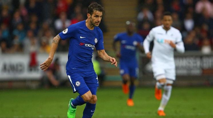 Фабрегас иска да остане в Челси