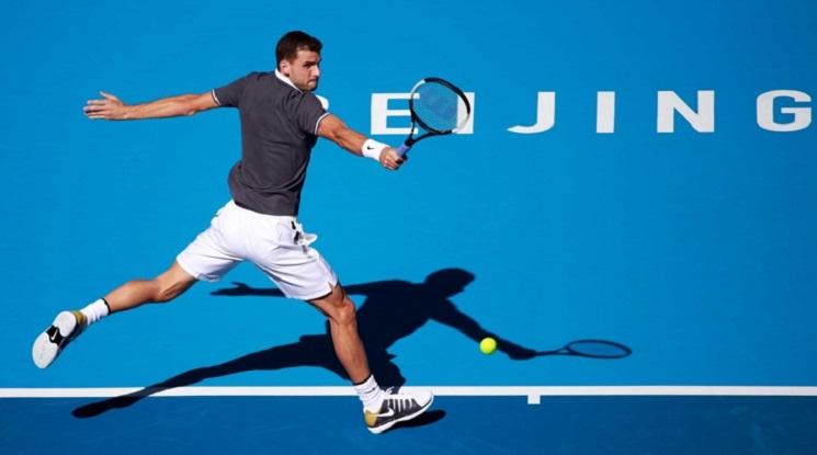 Григор Димитров е девети в световната ранглиста