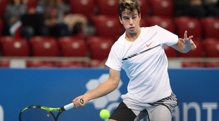 Адриан Андреев се класира за 1/4-финалите на Младежката олимпиада