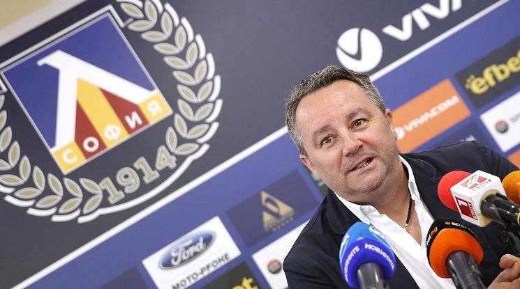 Стоянович: За трофеи ми трябват още играчи
