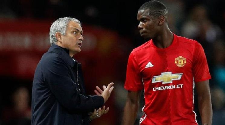 Погба остава в Юнайтед, дори ако Моуриньо си тръгне