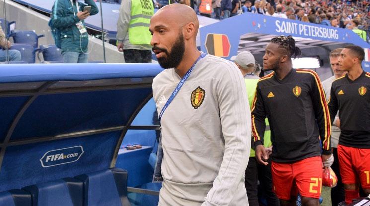 Официално: Тиери Анри е новият треньор на Монако