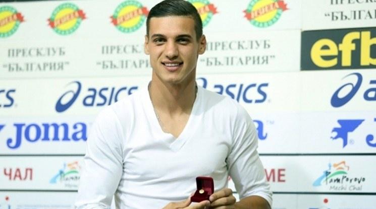 Деветкратен шампион на Италия се интересува от Десподов