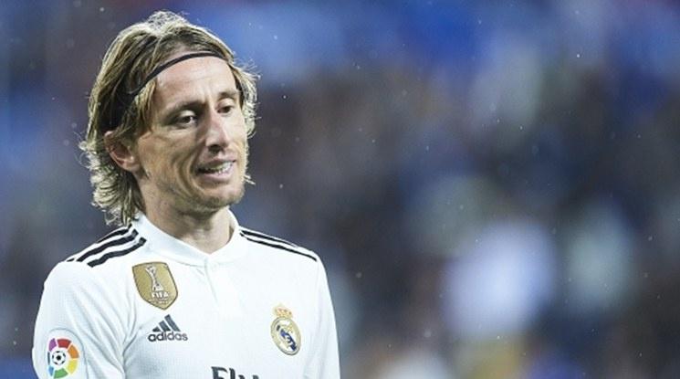 Модрич вързал бас, че Кристиано ще остане в Реал