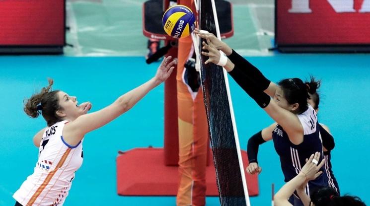 Станаха ясни полуфиналните двойки на Световното по волейбол за жени