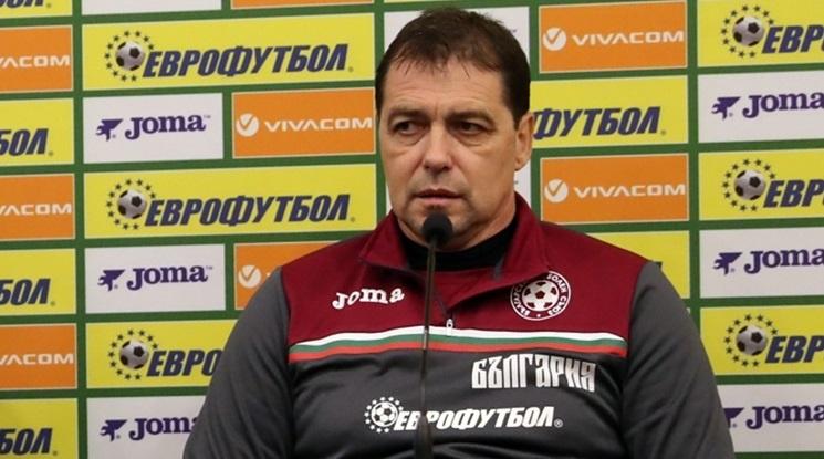 Петър Хубчев: Съвсем заслужено загубихме