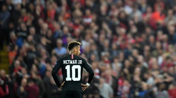 Неймар: В началото не исках да играя с номер 10