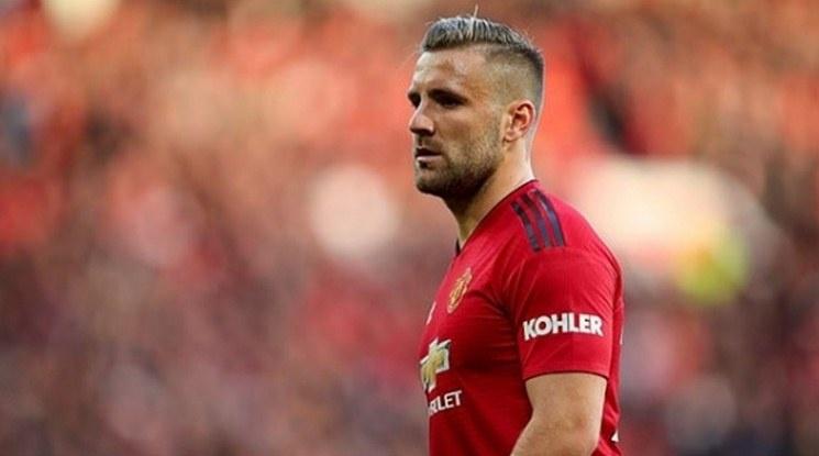 Бранител на Юнайтед подписа нов договор за пет години