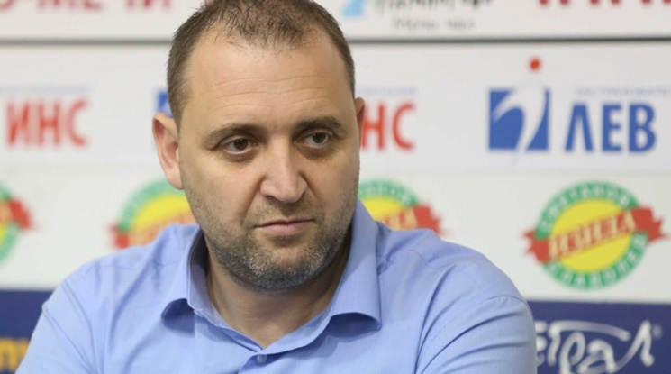 Иван Петков: Показахме, че може да играем наравно с топ отборите
