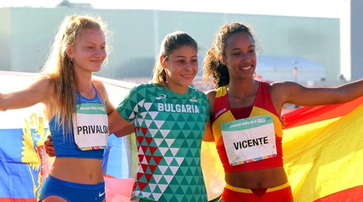Горяна Стоева остана четвърта в бокса, България записа най-успешната си Младежка олимпиада