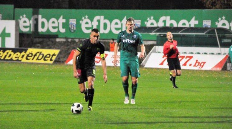 Берое обърна Витоша, Камбуров ниже гол след гол на 38 г. (видео)