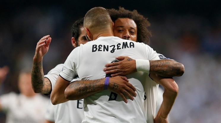 Реал Мадрид изкопчи успеха над Виктория (видео)