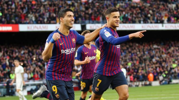 Барселона спука от бой Реал Мадрид и подписа уволнението на Лопетеги (видео)