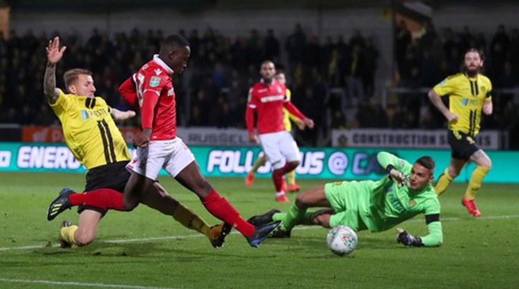 Българин на четвъртфинал в турнира за Купата на Лигата в Англия
