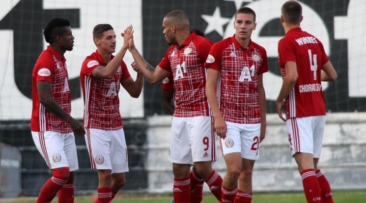 Десподов донесе три точки на ЦСКА при гостуването на Локомотив Пловдив (видео)