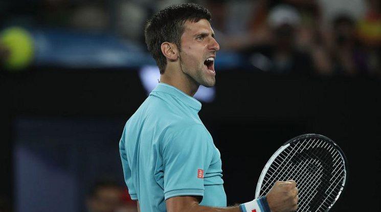 Джокович спечели класиката с Федерер и ще играе финал в Париж