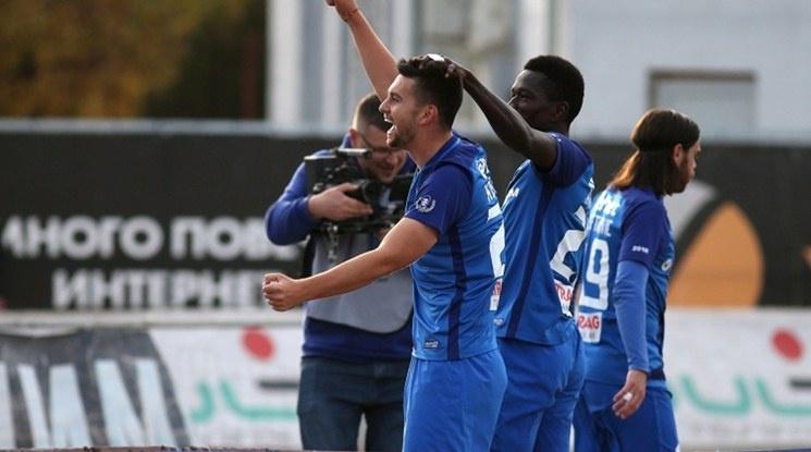 Левски с категорична победа над Ботев в София (видео)