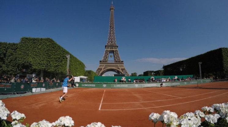 Френската тенис федерация обяви партньорство с Ролекс