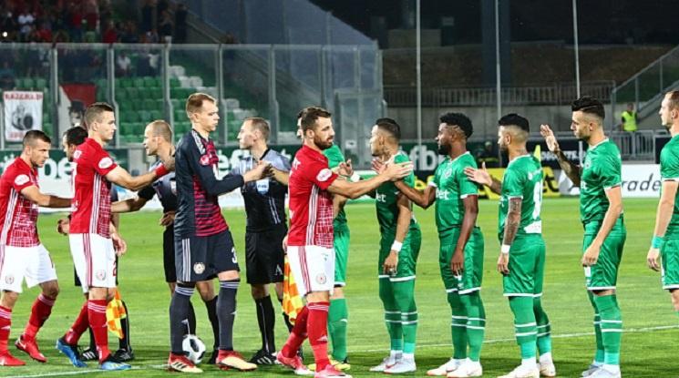 Лудогорец срещу ЦСКА в Разград за Купата на България