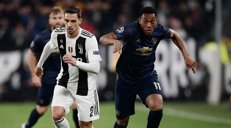 Ман Юнайтед обърна Ювентус в последните 5 минути (видео)
