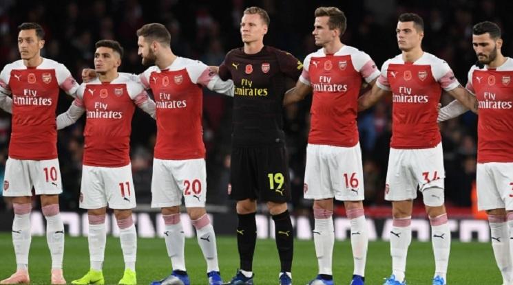 Арсенал няма да напусне Висшата лига заради новата Европейска Суперлига