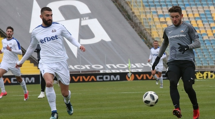 """Монтана надви Левски в резултатна контрола на """"Герена"""" (видео)"""