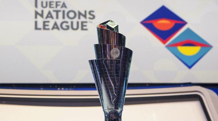 УЕФА обяви домакина на финалите на Лигата на нациите