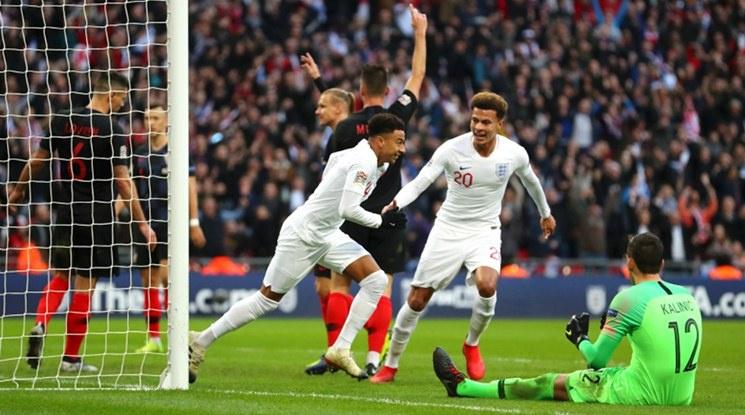Драма и невероятен обрат, Англия си отмъсти на Хърватия (видео)