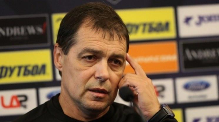 Хубчев:  Трябва да победим