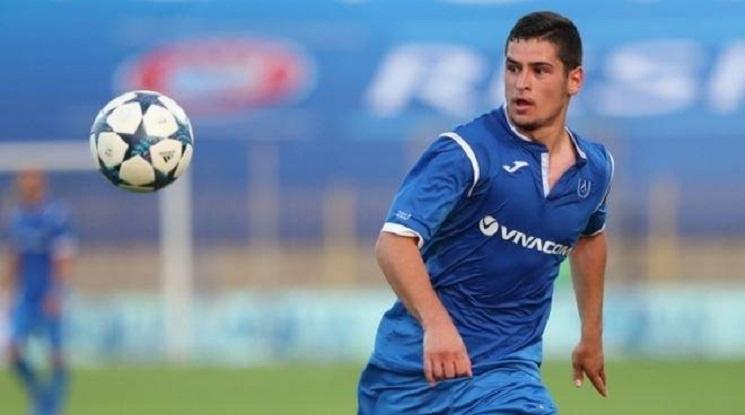 Горанов и Нганиони на линия за мача с Ботев Враца