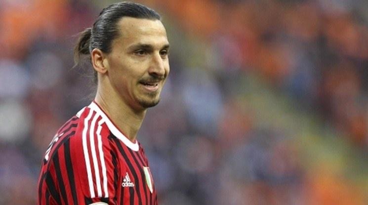 """Ибра каза """"ДА"""" на завръщане в Милан"""