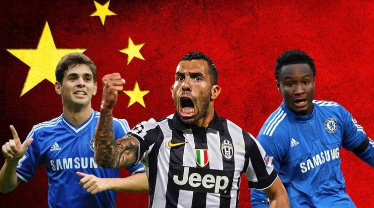 Футболна Европа може да си отдъхне - китайците вече няма да могат да пръскат луди пари