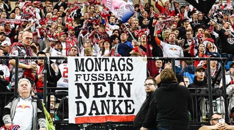 Заради феновете: Бундеслигата без мачове в понеделник