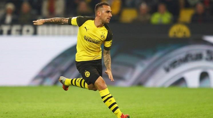 Пако Алкасер остава за постоянно в Дортмунд