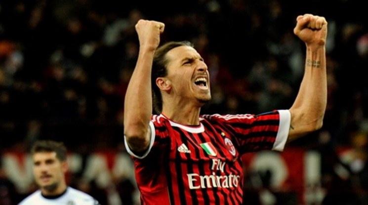 Златан: Не е тайна, че харесвам Милан