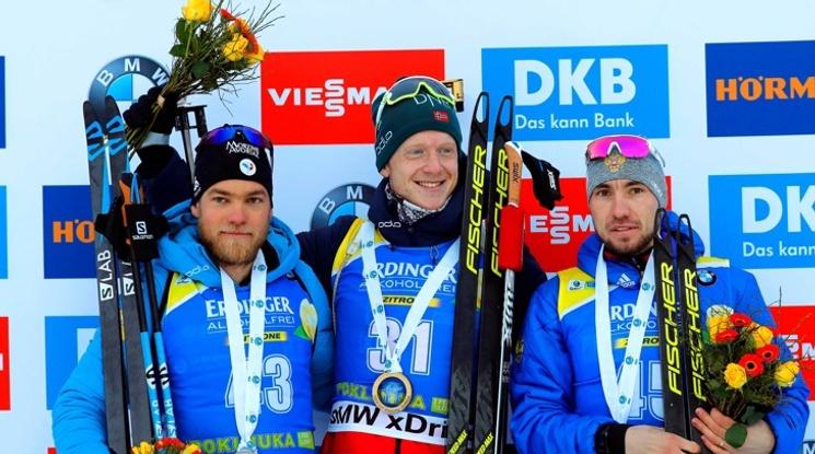 Норвежец спечели 10-километровия спринт при мъжете в Поклюка
